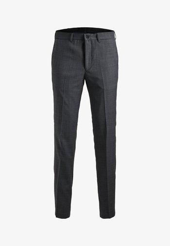 JPRSOLARIS  - Suit trousers - dark grey