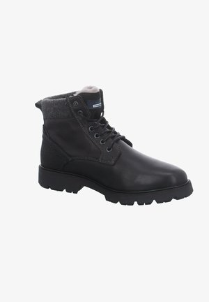 FARANTO - Lace-up ankle boots - schwarz