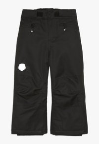 Color Kids - SANGLO PADDED SKI PANTS - Skibukser - black - 2