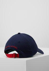 Polo Ralph Lauren - POLO SPORT CLASSIC  - Kšiltovka - newport navy - 2