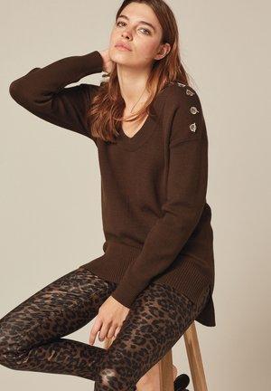 HARDWEAR SHOULDER  - Pullover - khaki