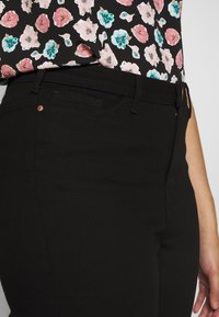 JUNAROSE - by VERO MODA - JRONENOVINA - Jeans Skinny Fit - black denim - 4