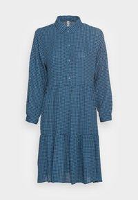 JDYLORA ABOVE KNEE DRESS - Shirt dress - captains blue/black