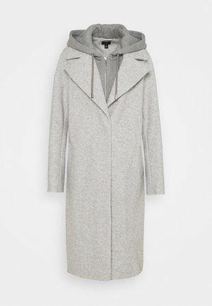 Klassisk kåpe / frakk - grey