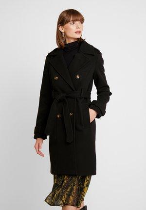 YASCHARANO COAT - Frakker / klassisk frakker - black