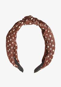 Stradivarius - Hair styling accessory - dark brown - 2