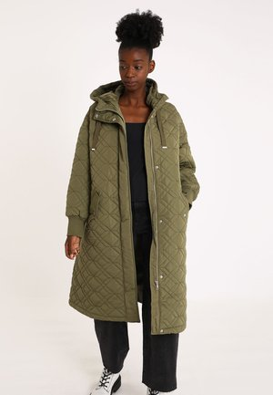 Winter coat - khaki