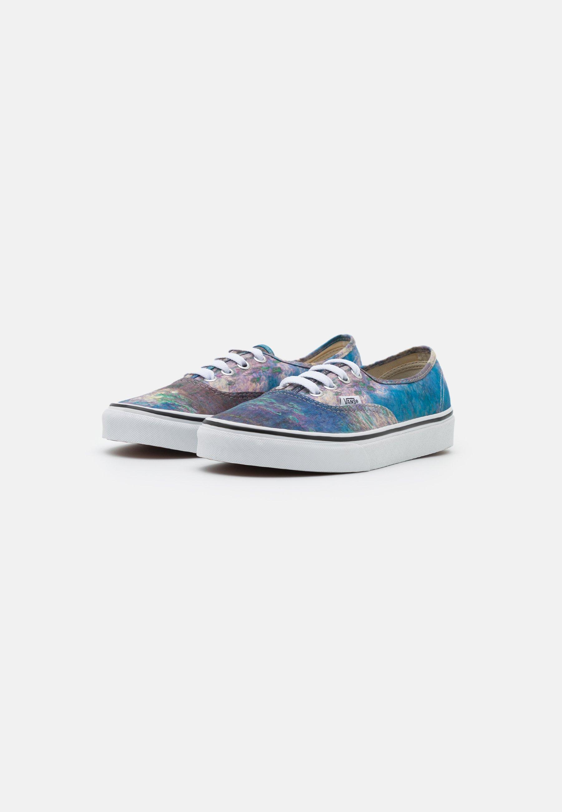 Vans AUTHENTIC CLAUDE MONET Sneaker low blue/blau