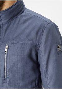 Redpoint - MODISCHE  TODDY - Outdoor jacket - dusty blue - 3