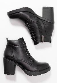 Marco Tozzi - Boots à talons - black antic - 3