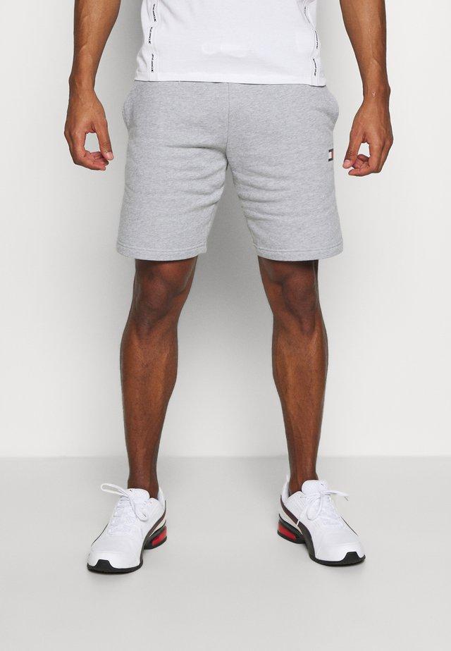 SHORTS - Sportovní kraťasy - grey