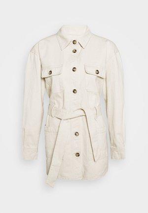MILNALN JACKET - Summer jacket - birch melange