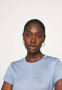 Lindex - TOM - Basic T-shirt - light blue - 4