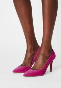 Zign - Classic heels - pink - 0