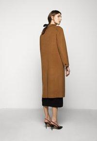 WEEKEND MaxMara - TORBOLE - Classic coat - karamell - 2