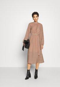 Trendyol - Day dress - mustard - 1
