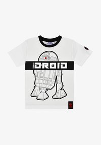Fabric Flavours - STAR WARS REBEL DROID TEE - Print T-shirt - white - 2