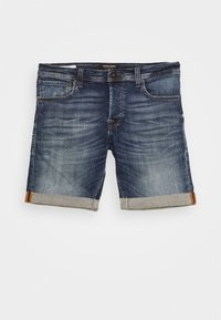 Jack & Jones - JJIRICK JJORG - Denim shorts - blue denim - 3