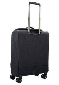 Stratic - FLOATING  - Wheeled suitcase - black - 1