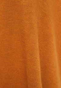 Esprit - PONCHO CROP - Kapper - rust brown - 2