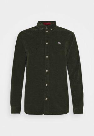 Shirt - dark olive