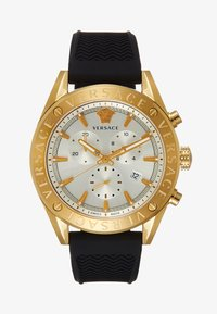 Versace Watches - Chronograph watch - black/gold-coloured - 0