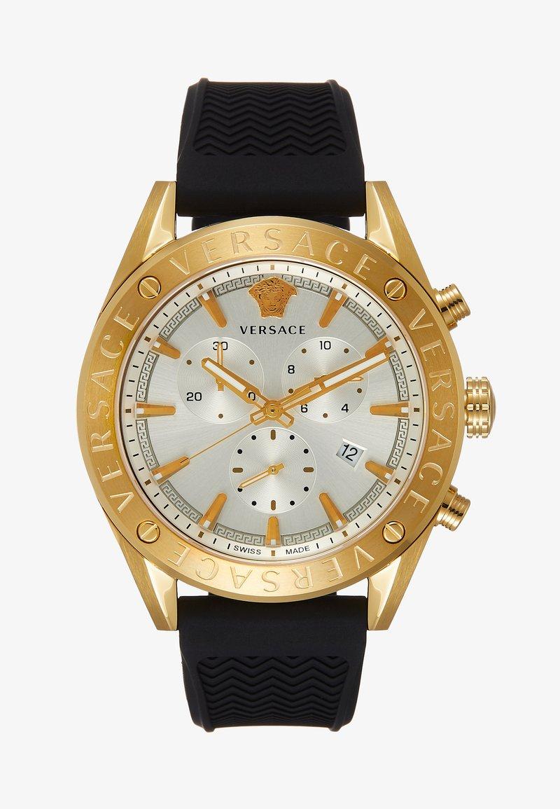 Versace Watches - Montre à aiguilles - black/gold-coloured