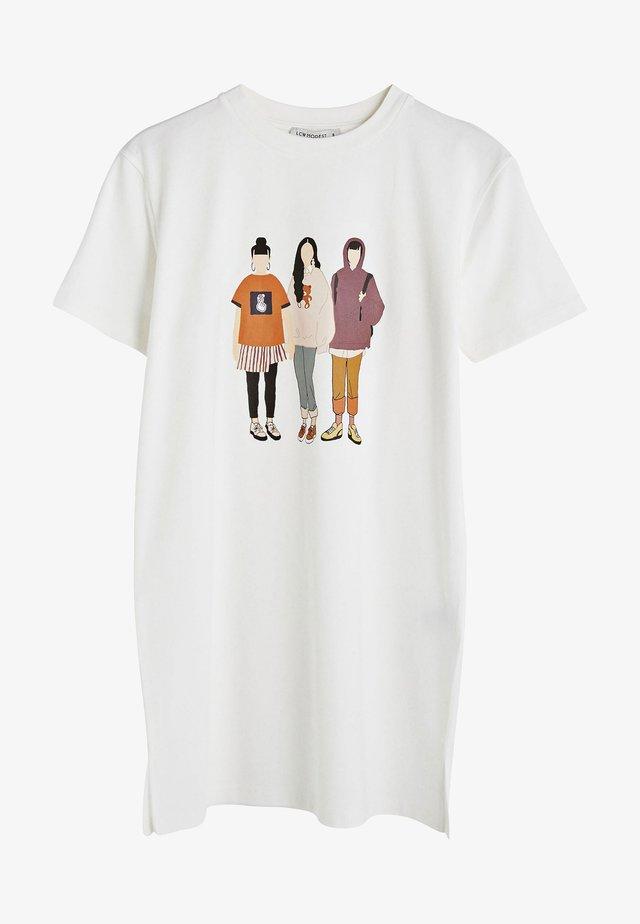 T-shirt print - mix