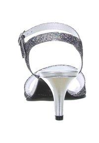 Vista - Bridal shoes - silber - 4