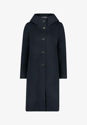 Classic coat - dunkelblau