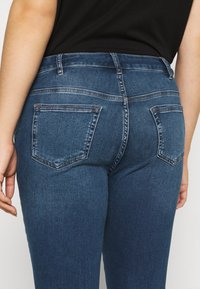 Zizzi - AMY - Jeans Skinny Fit - blue denim - 7