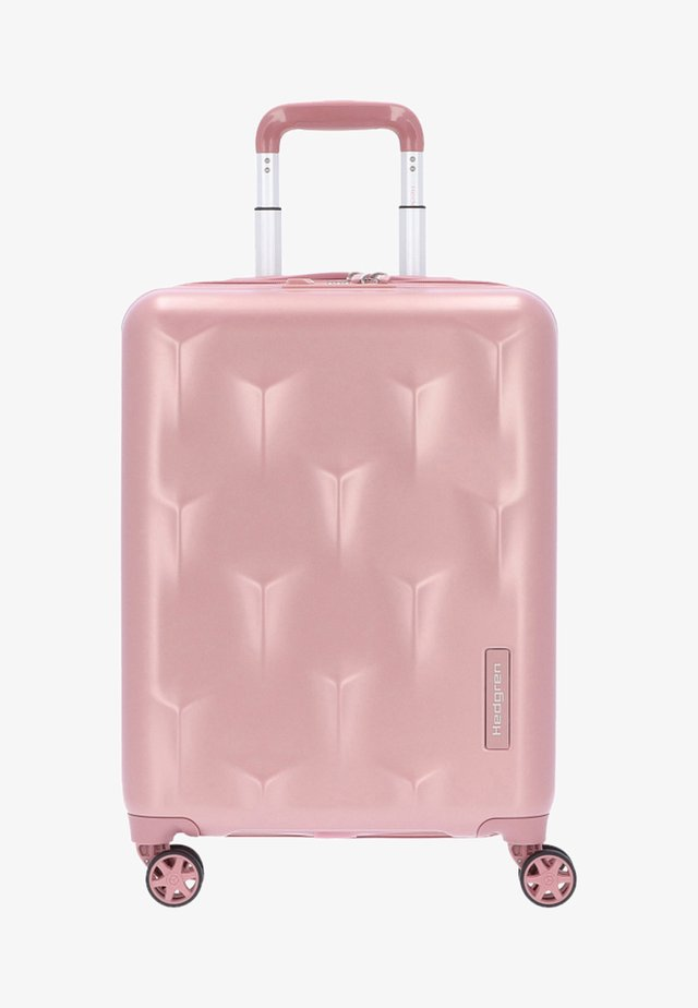 EDGE CARVE - Wheeled suitcase - blush