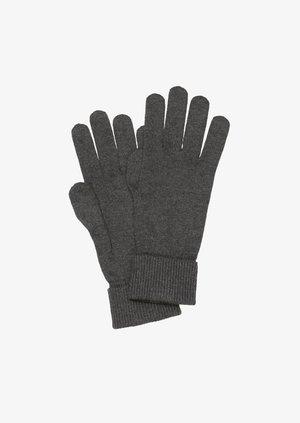 Gloves - deep stone melange