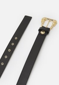 Versace Jeans Couture - BAROQUE BUCKLE - Riem - nero - 2