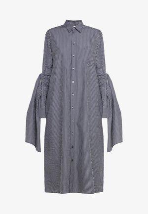 Maxi šaty - black/white