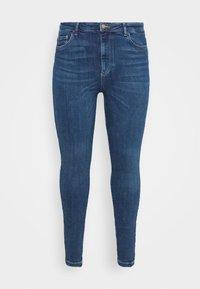 Vero Moda Curve - VMSOPHIA - Jeans Skinny Fit - dark blue denim - 4