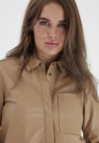 Dranella - DRLIRINA - Button-down blouse - tan - 4