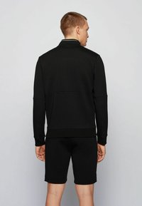 BOSS - SKAZ  - Zip-up hoodie - black - 2
