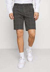 Only & Sons - ONSMARK - Shorts - dark grey melange - 0