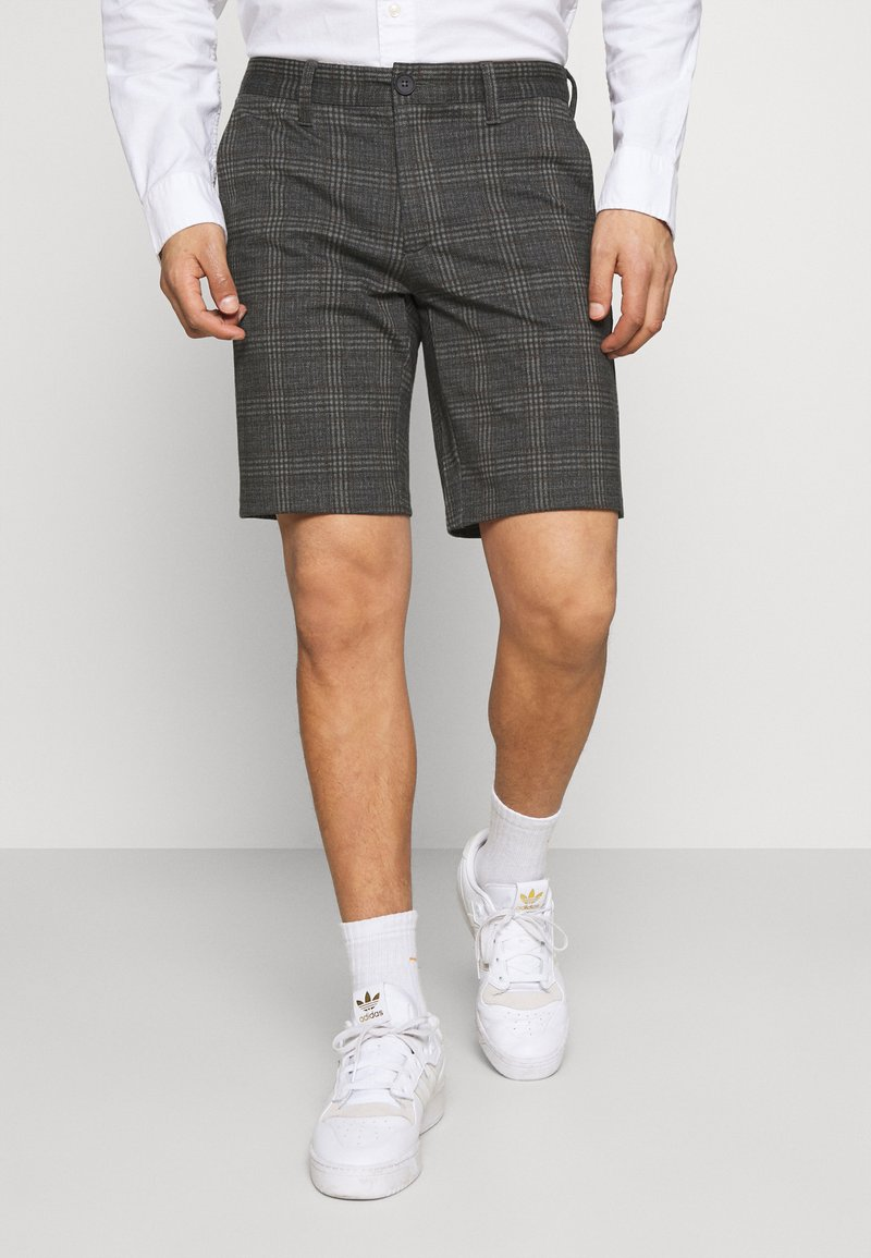 Only & Sons - ONSMARK - Shorts - dark grey melange