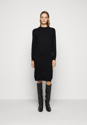 MARICA - Jumper dress - schwarz