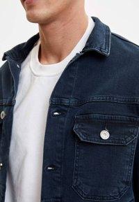 DeFacto - Denim jacket - indigo - 4