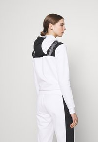 The North Face - FULL ZIP - Summer jacket - white - 2