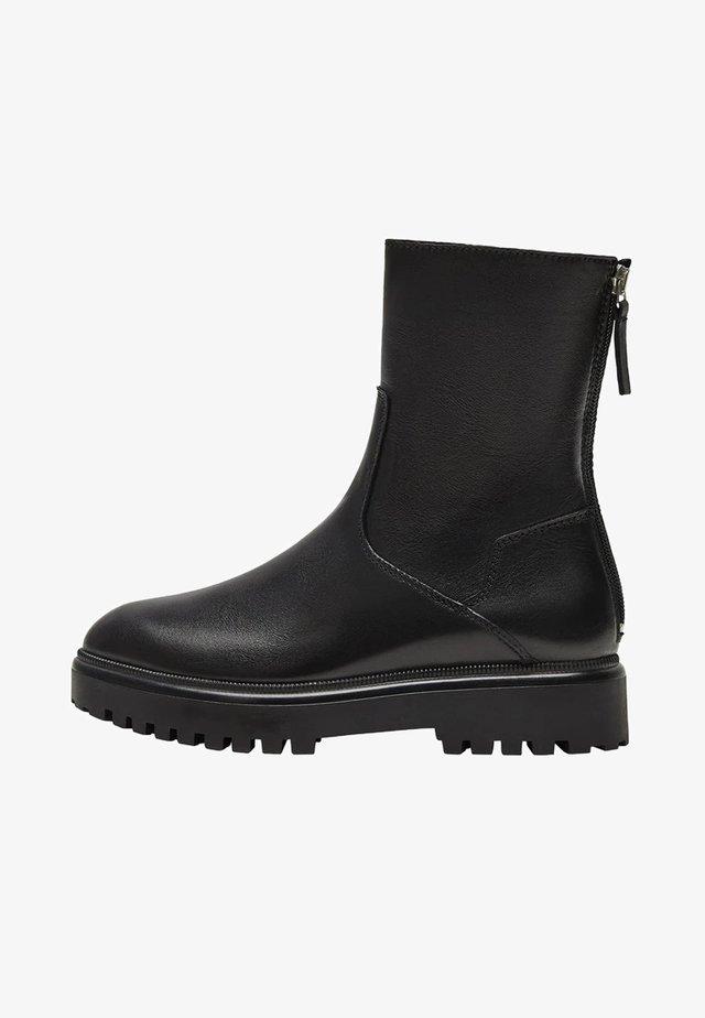 HECTOR2 - Korte laarzen - noir