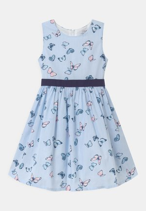 Cocktail dress / Party dress - arctic blue