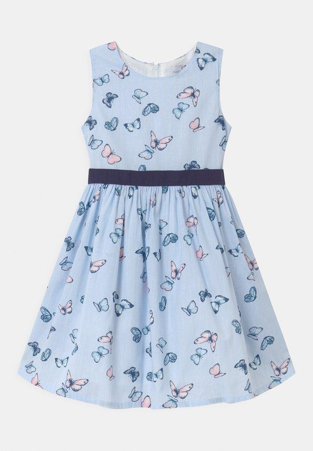 Sukienka koktajlowa - arctic blue