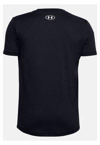 Under Armour - UA SPORTSTYLE LEFT CHEST SS - Basic T-shirt - black - 1