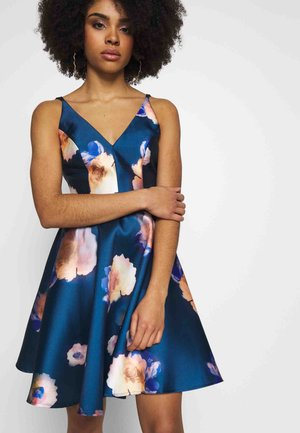 BONNIE - Cocktail dress / Party dress - navy