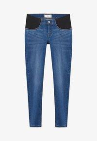 Mango - MTERNITY-I - Jeans Skinny Fit - dunkelblau - 6