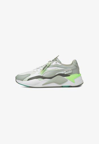 Sneakers laag - puma white-puma silver